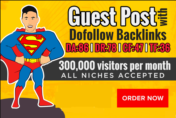 publish your arcticle On My Da 86 DR 78 General Magazine Blog With A Dofollow Backlink