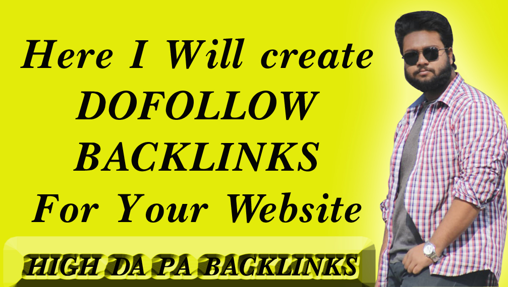 Create 25 Profile Backlinks On High PR,Da Sites And SEO Audit