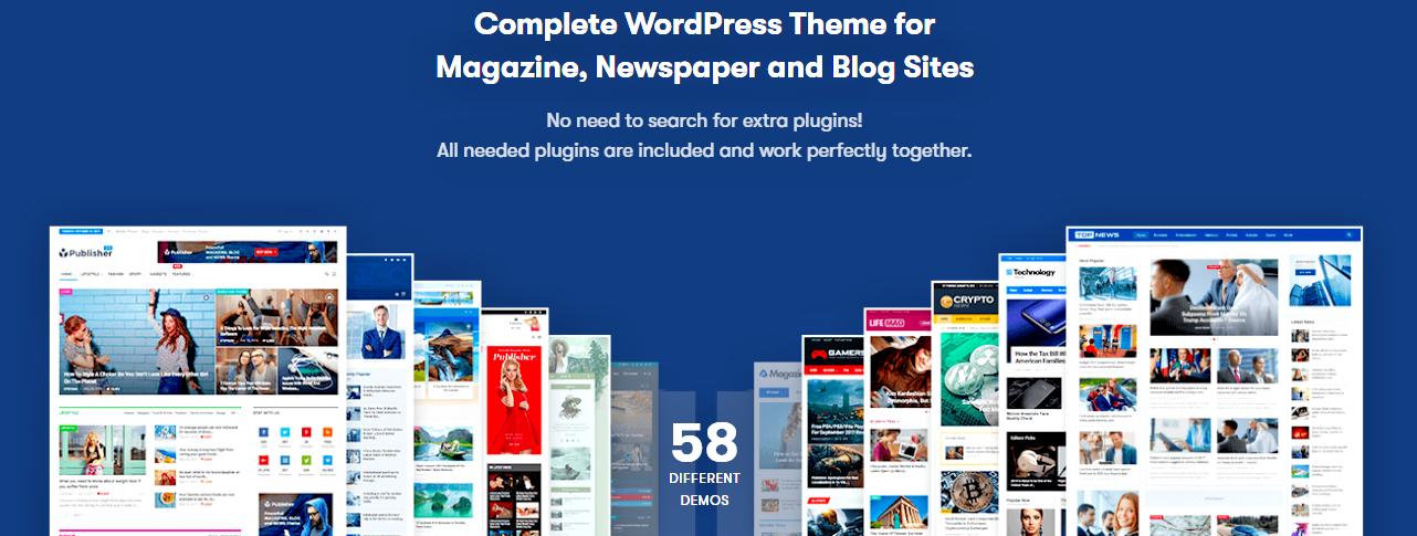 Install & Activate Original Premium WordPress Theme