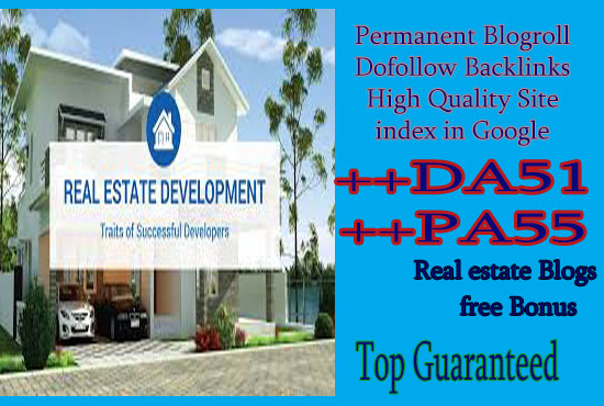 give link da51x6 site real estate blogroll permanent