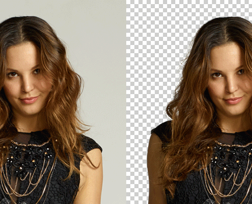 I Will Do Background Removal of 25 Images