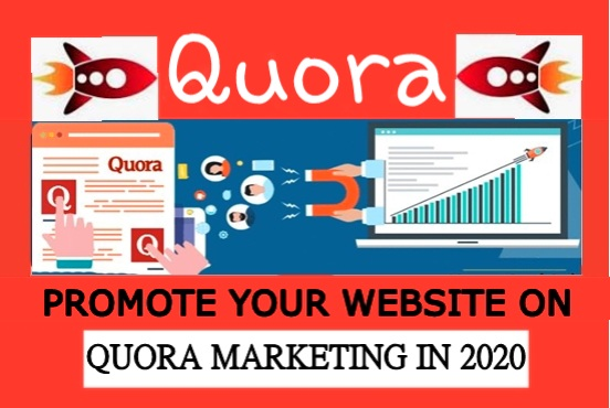 Provide Your Website Relevant 2 Powerful Quora Answer for Targeted Traffic