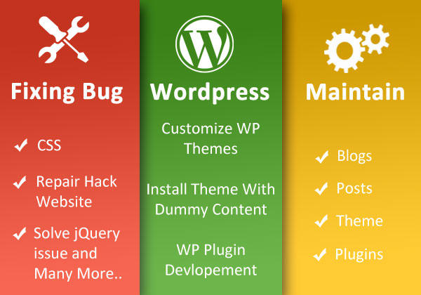 Fix Issues,  WordPress Errors,  MySQL,  PhP,  Problem Servers VPS,  Dedicated,  Shared Hosting