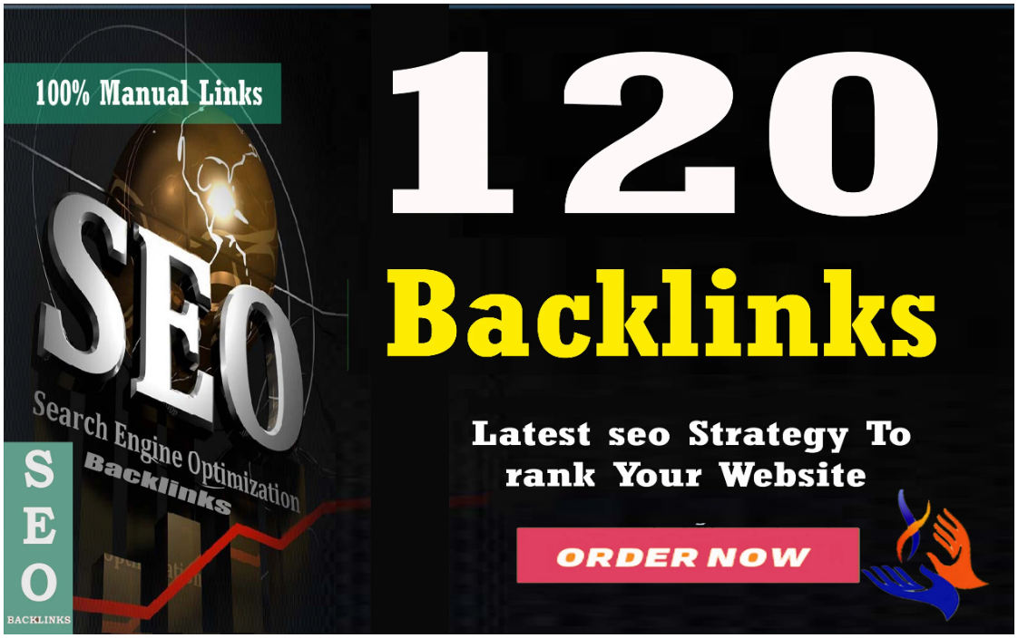 I Will Create 120 High Authority Backlinks For Google Ranking ONLY BizainSEO
