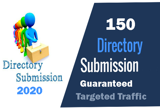 150 Directory Submission Reach Your Targeted Traffic