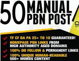 Create 50+ blog networks with articles related to PBN and indexing