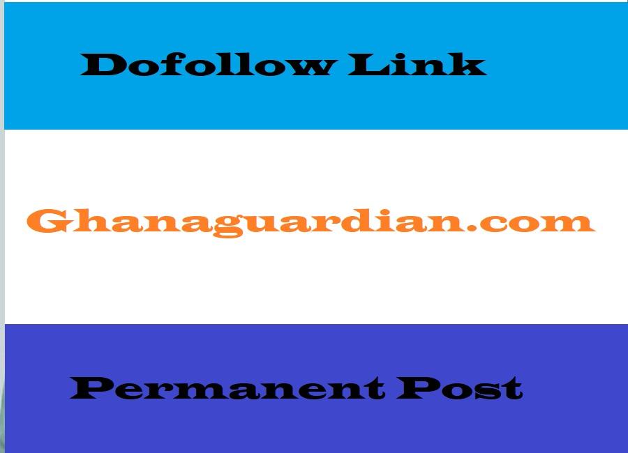 Guest Post Sports Betting website Ghanaguardian.com DA45+
