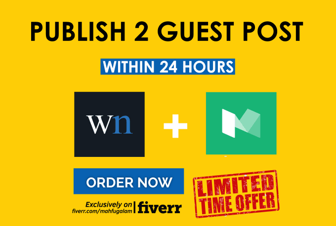 write and Publish 3 Guest Posts DA 60-90+ with High-Authority Backlinks