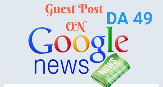 do guest post DR 40 DA 53 google news approvad website Lchilltopnews. org