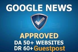 do guestpost DR 60+ DA 50+ my google news approvad website