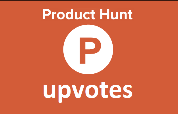 Instant Get you 50 Producthunt Votes Worldwide human genuine 1 hour