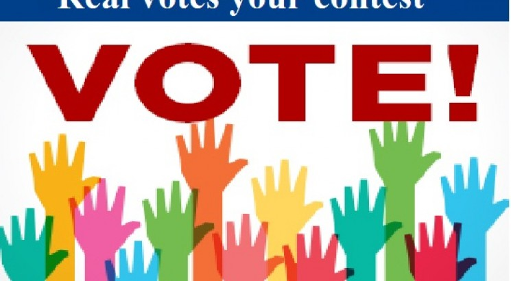 give you 100 Different IP votes for your Online Voting contest