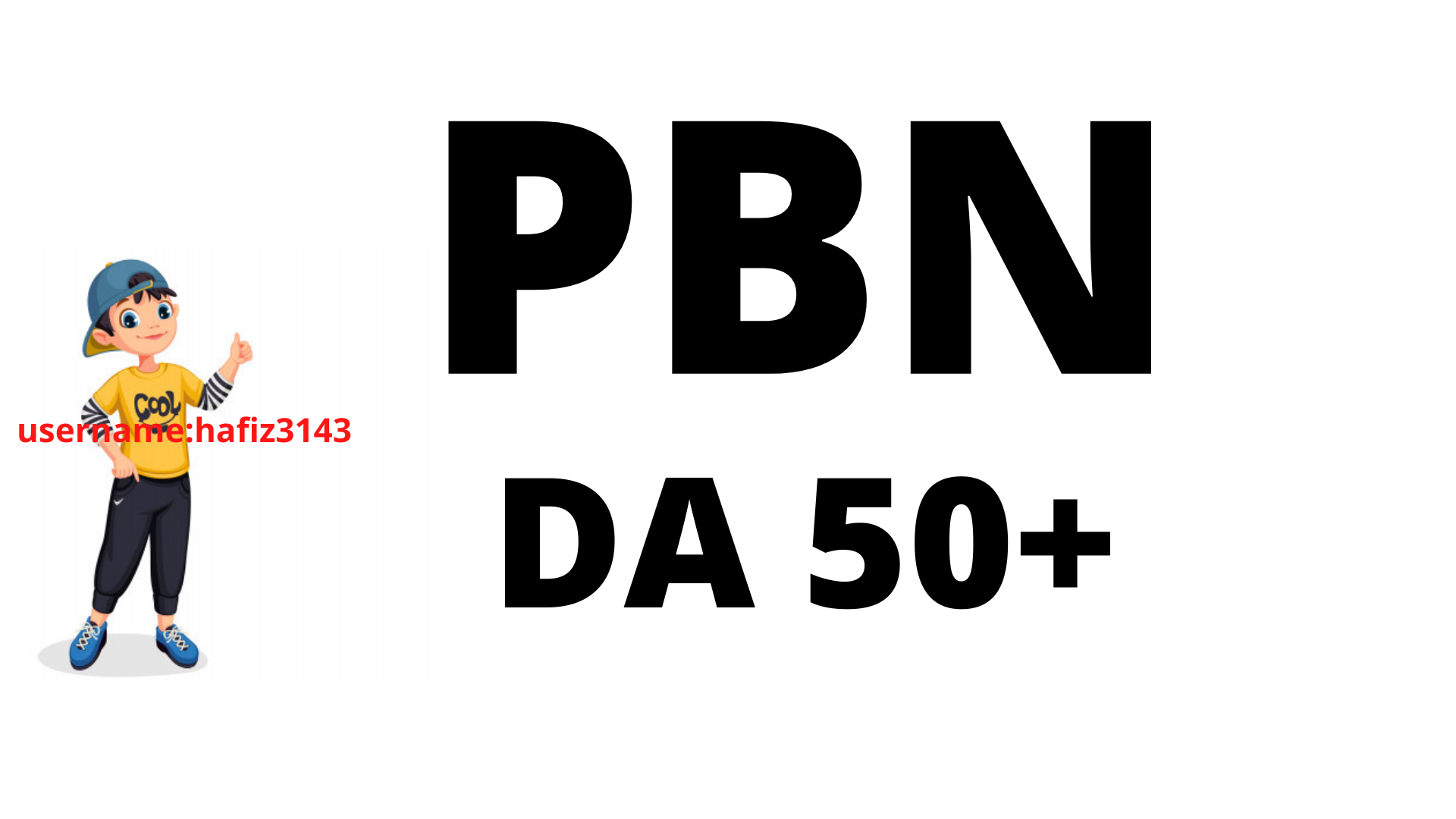 MOZ DA 50 Plus 1000 PBN SEO Links