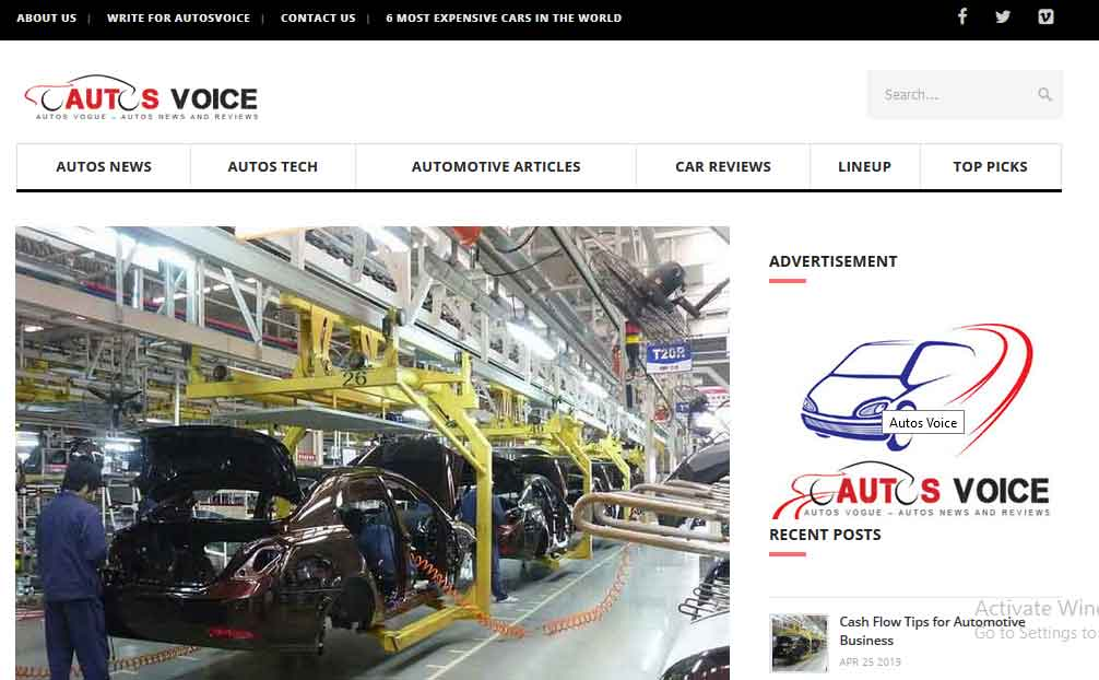 OFFER GUEST POST ON AUTOSVOICE. COM