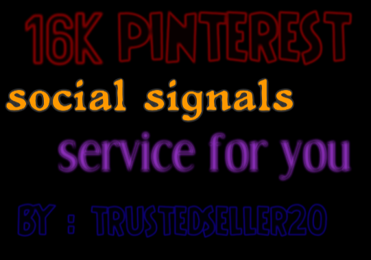 Fast instant Add 16,000 Pinterest SEO Social Signals to Improve SEO and Boost Google Ranking