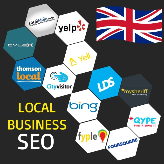 Get Accurate 60 Best UK Local Citations