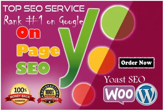 5 Post/Products On Page SEO with Yoast,  Math Rank