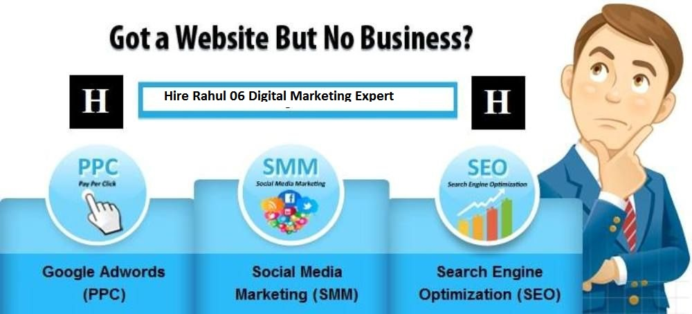 Digital Marketing Expert - Website Ranking and Traffic Increase