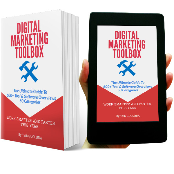 Digital Marketing Toolbox The Ultimate Guide to 600+ Online Marketing Tool and Software Overview