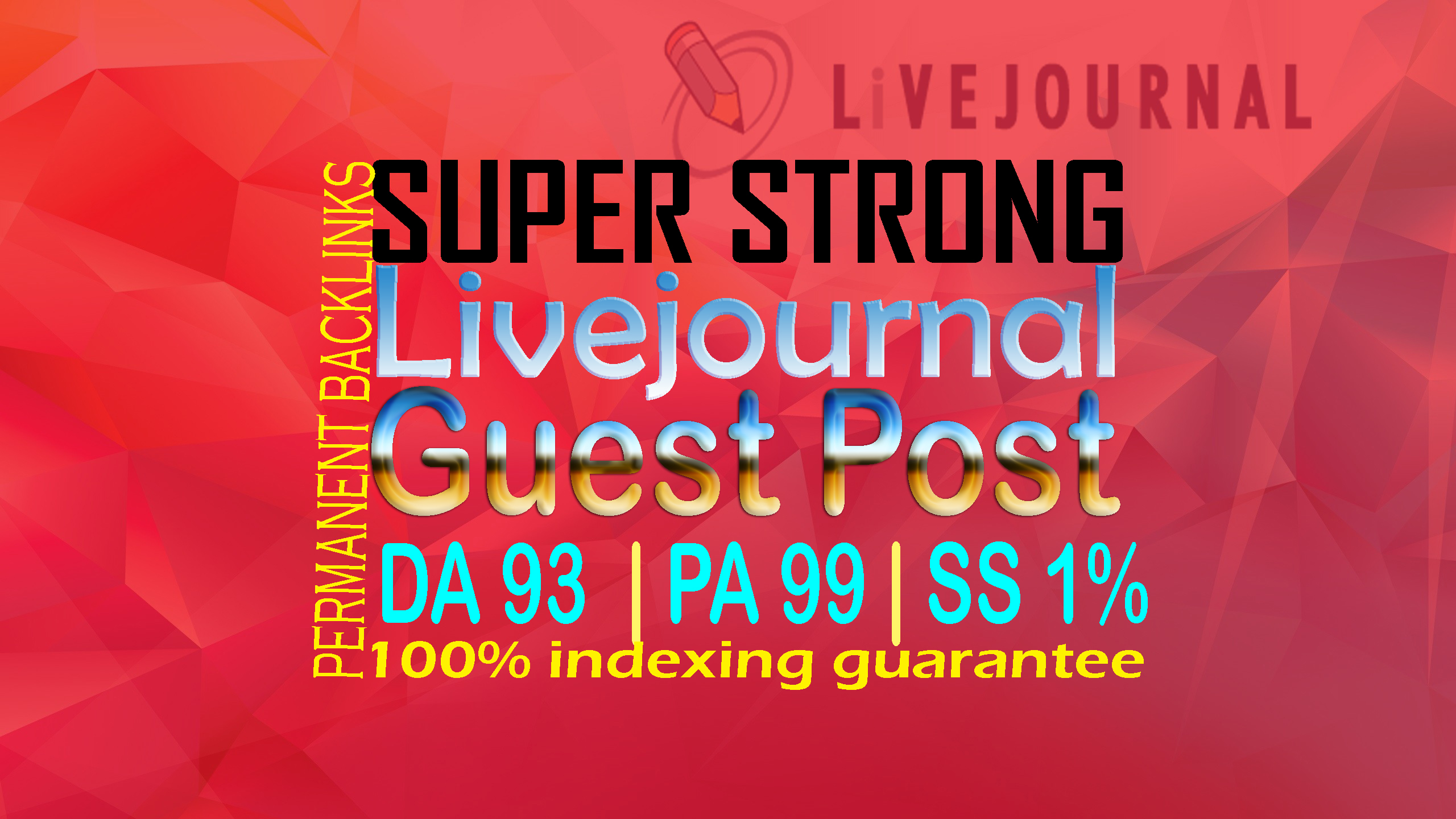 Publish Guest Post On Livejournal High DA 92 and permanent backlinks