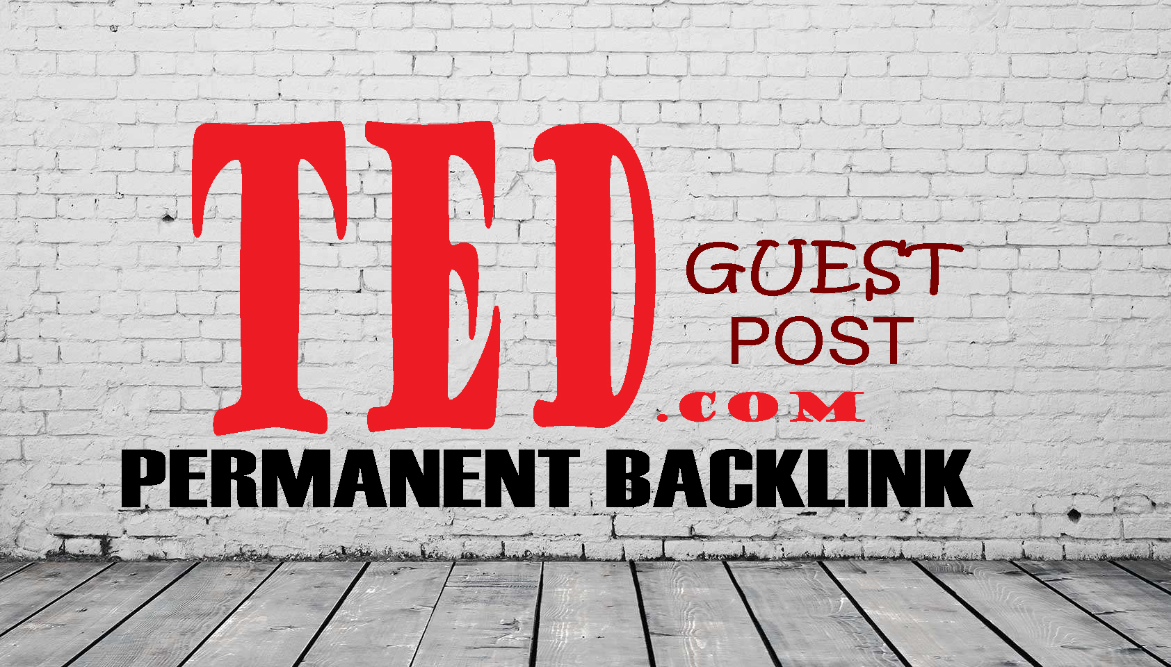 Publish Guest Post On TED. com DA 93 with With Safe Guaranteed Dof0llow permanent backlinks