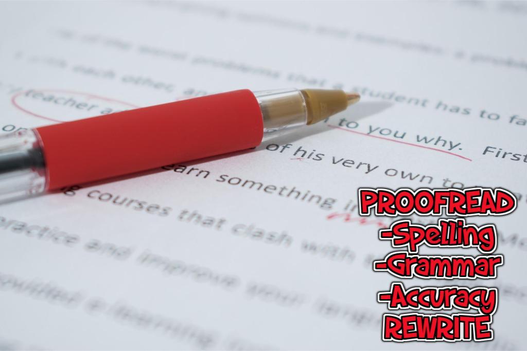 Rewrite 500-Word Content to make it Original