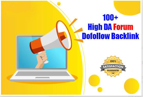 Manually 150 High Authority Dofollow Forum Profile Backlinks With Google Ranking