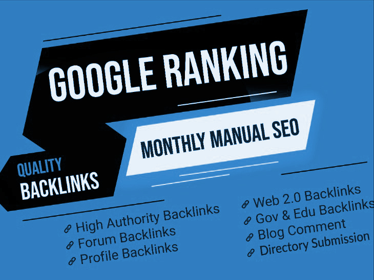 Boost Your Site Google Top Ranking With High Quality Dofollow Permanent Backlinks