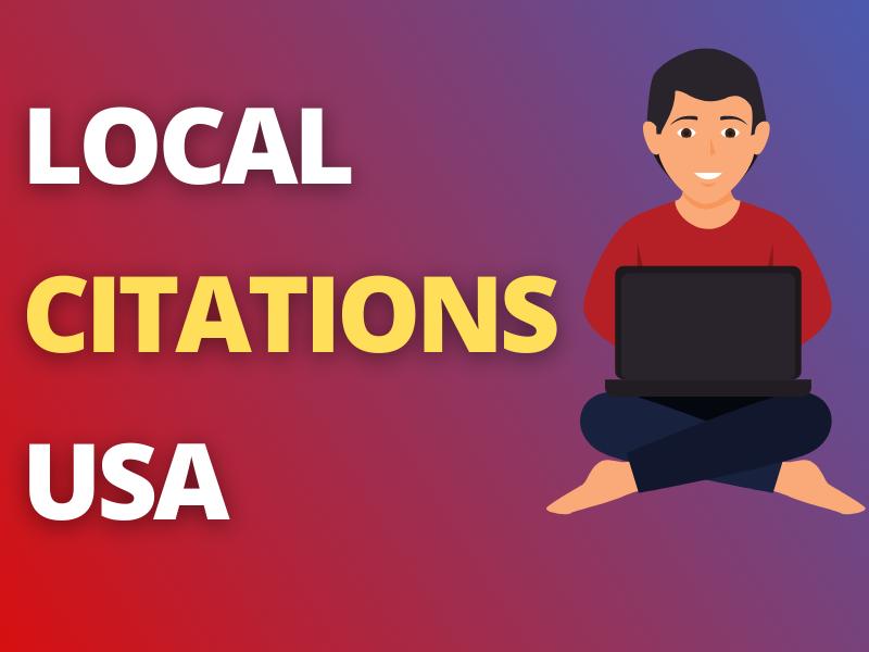 I will do 300 USA citations for local SEO USA