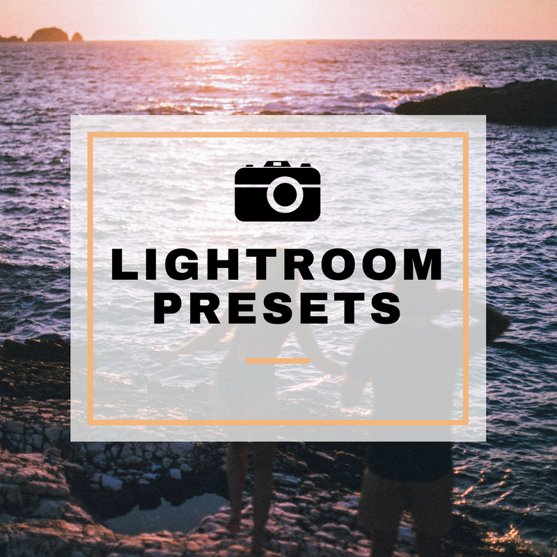 Over 300 Lightroom presets for summer,  fall,  winter,  spring and more