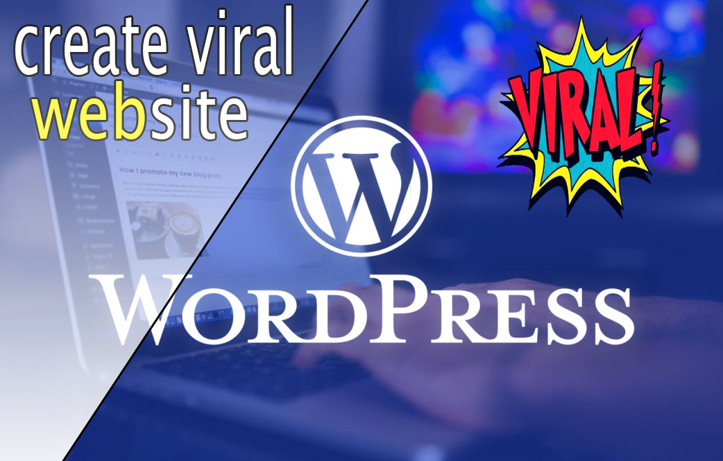I will create your viral website