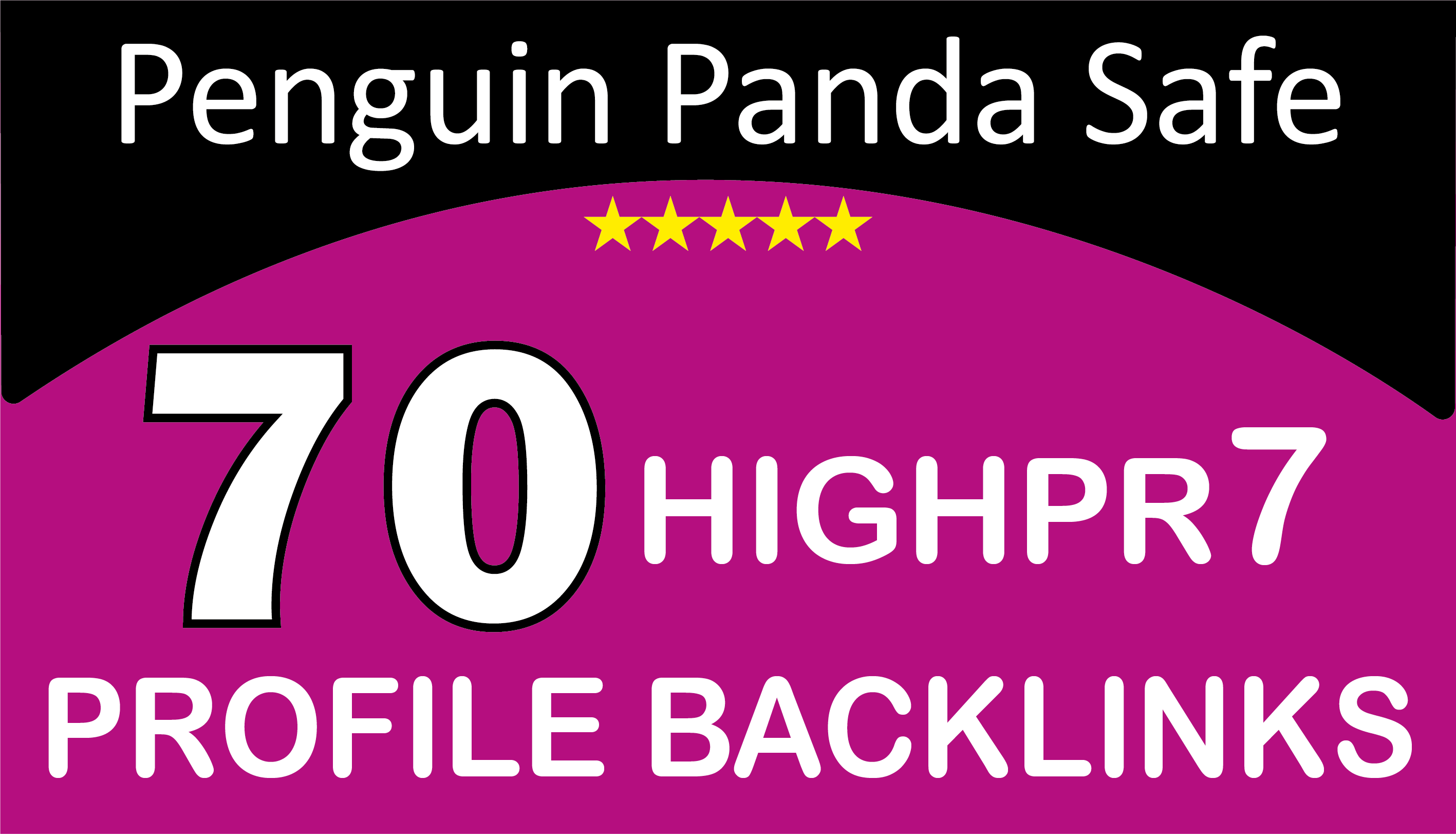 I Will Create 70 Profile Backlinks High Quality Seo Backlinks PR3-9 Or DA 80+ TOP BRANDS SITES