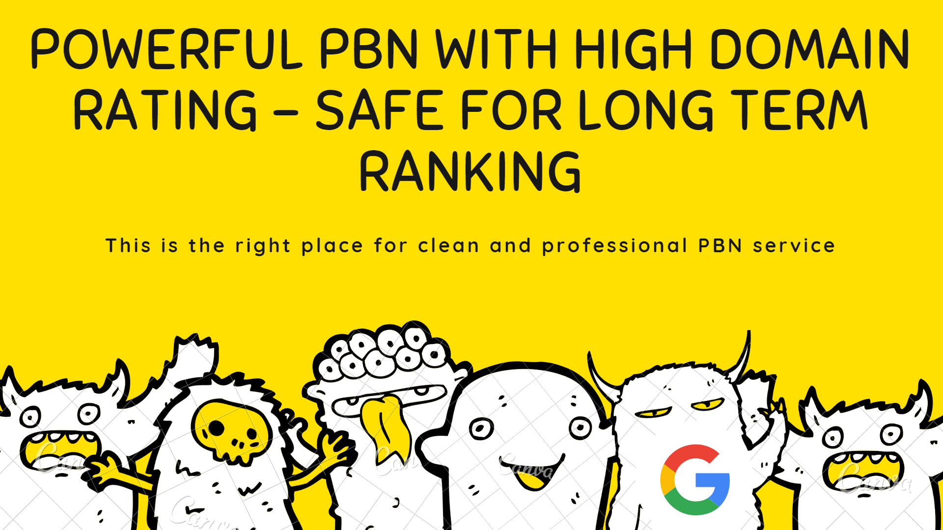 Powerful PBN with High Domain Rating - Safe for Long Term Ranking