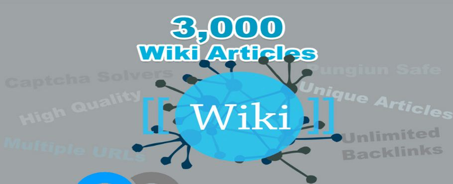 Manually Unlimit contextual Wiki Backlinks from 3,000 Wiki Articles