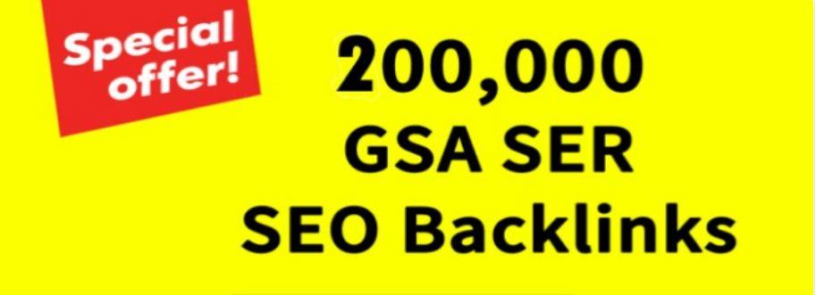 200K GSA SER HQ and Powerful SEO Backlinks