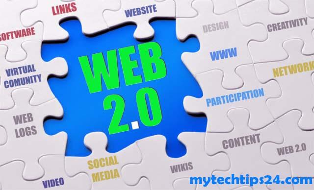 Web 2.0 blogs Shared accounts full report