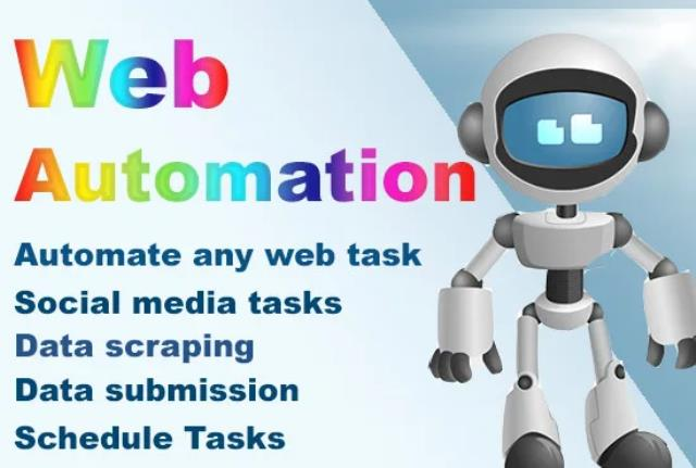 Advanced Bots / Automated Desktop & Web Tasks with multi-threading support,  proxies & captcha solvin