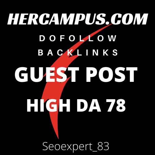 I Will Publish Your Article On High DA 78 With Dofollow Backlinks