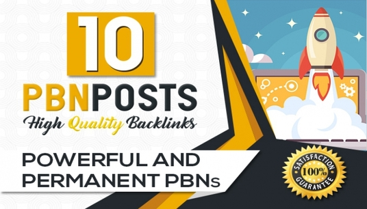 10 superStrong And Powerful PBN Links High-Quality