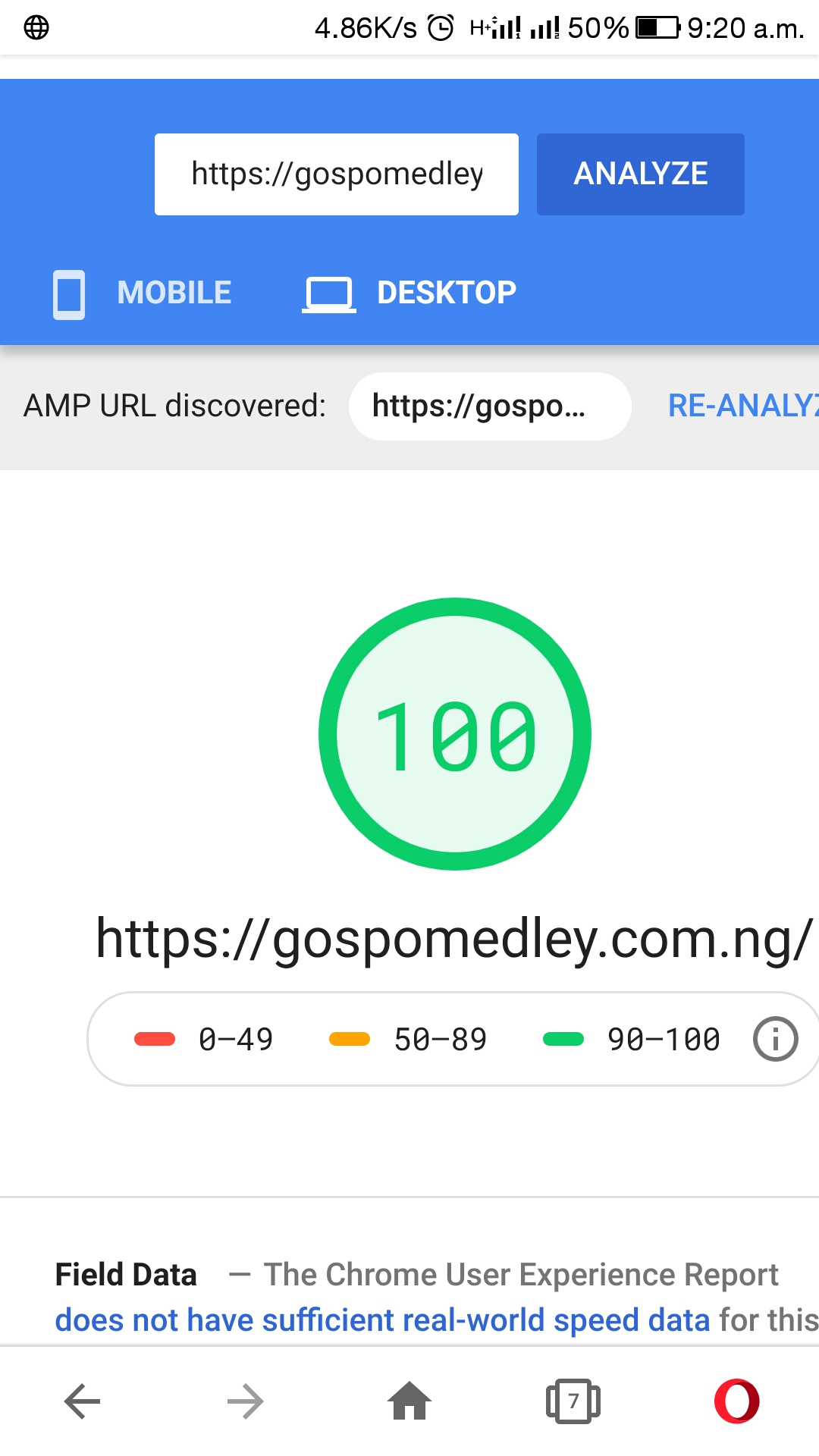 Best Google Pagespeed Optimization 2021