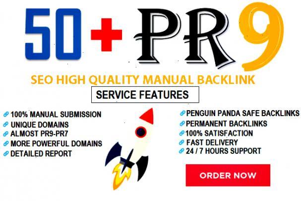 DA 80+ All Pr9 50 Safe SEO High Profile Backlinks Best Result 2020