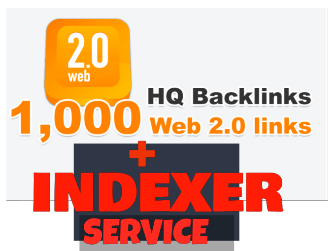 Provide 1000 web 2.0 profile backlinks
