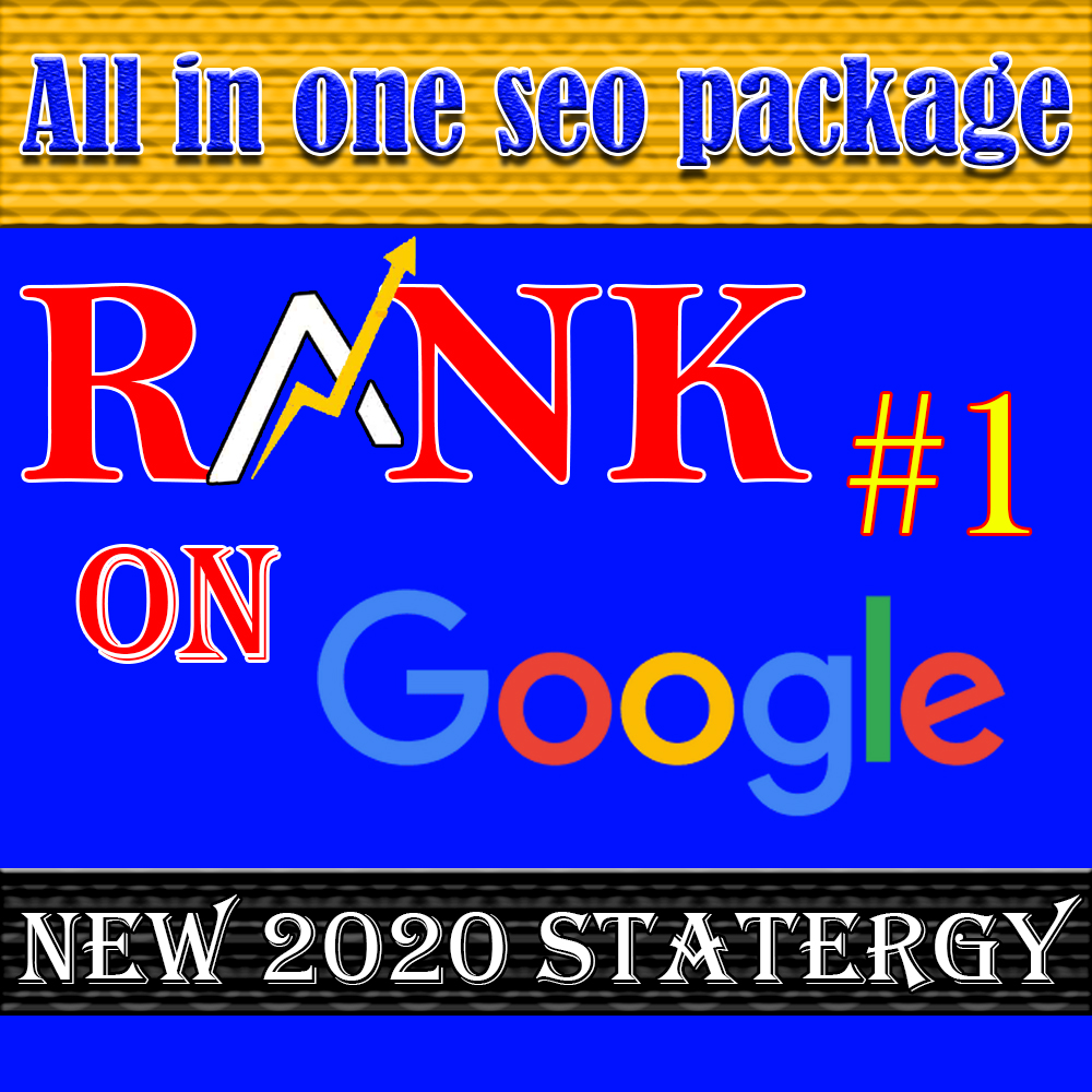 Improve Your SEO-Push your site towards google's first page with massive authority Backlinks