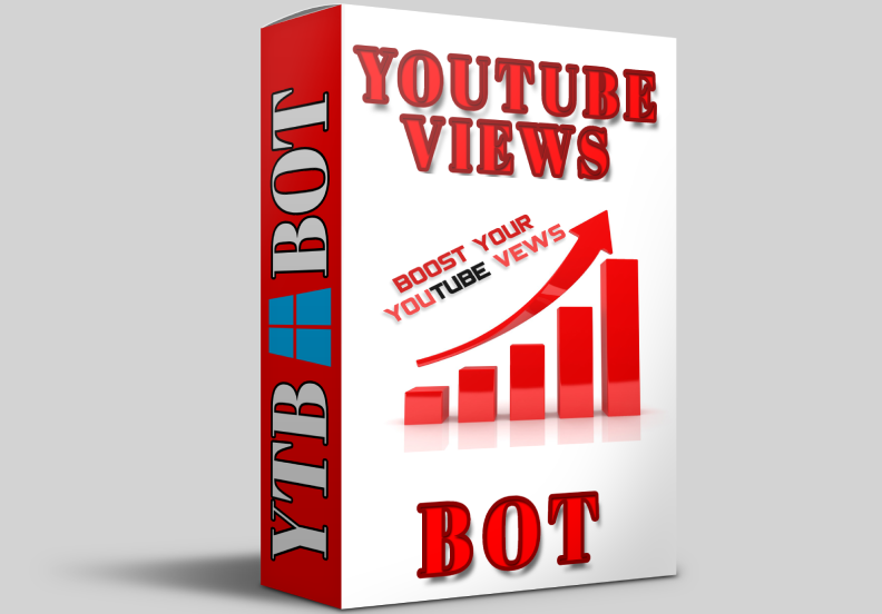 YouTube Bot throw your competitor away