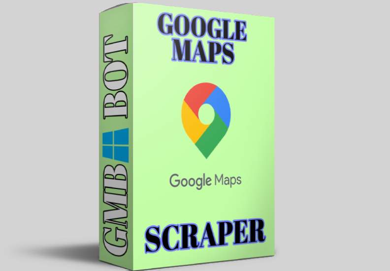 GMB BOT Extract UNLIMITED Leads from Google Maps