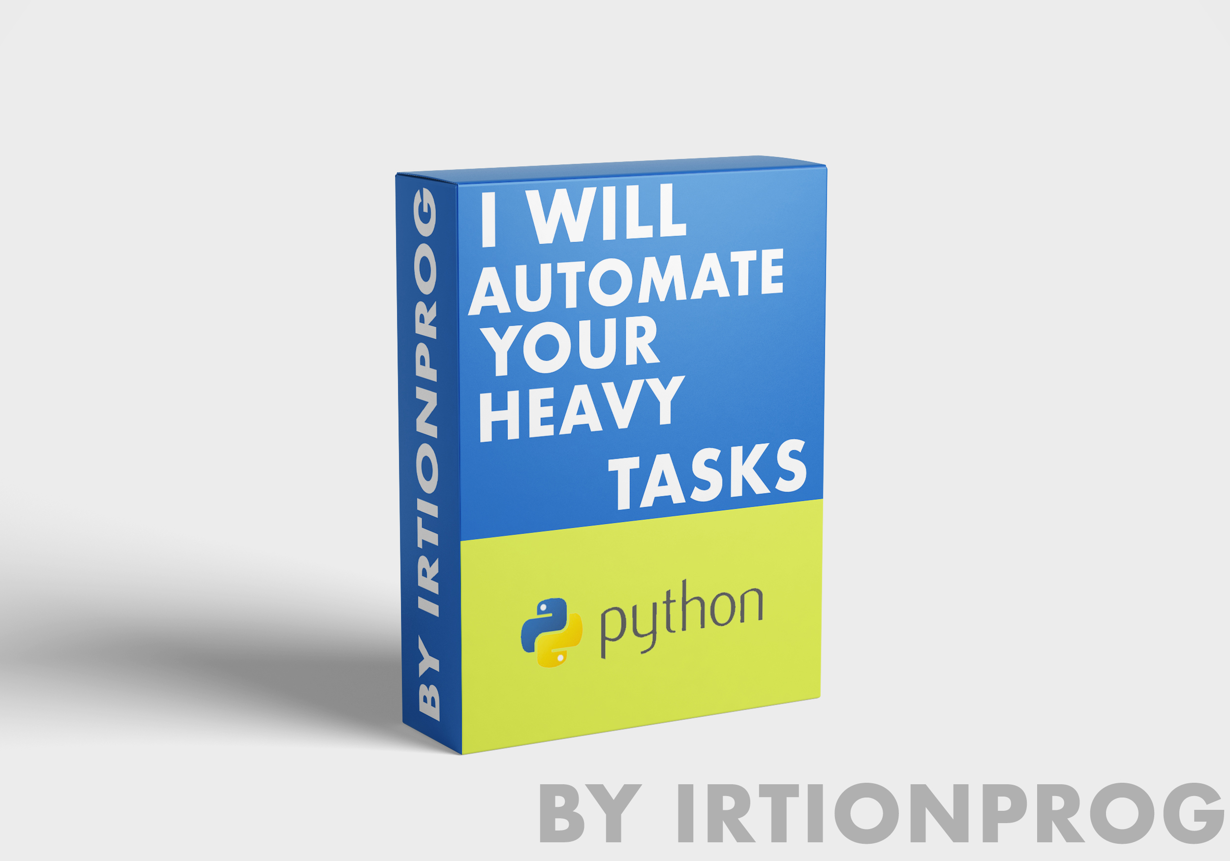 develop bot for automate your heavy and bulk tasks