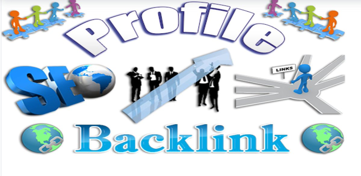 I will create 100 social profile or profile creations for your website