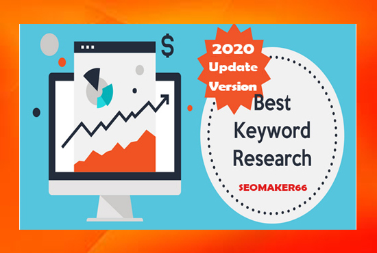 Full keyword research to find the best 5 KW