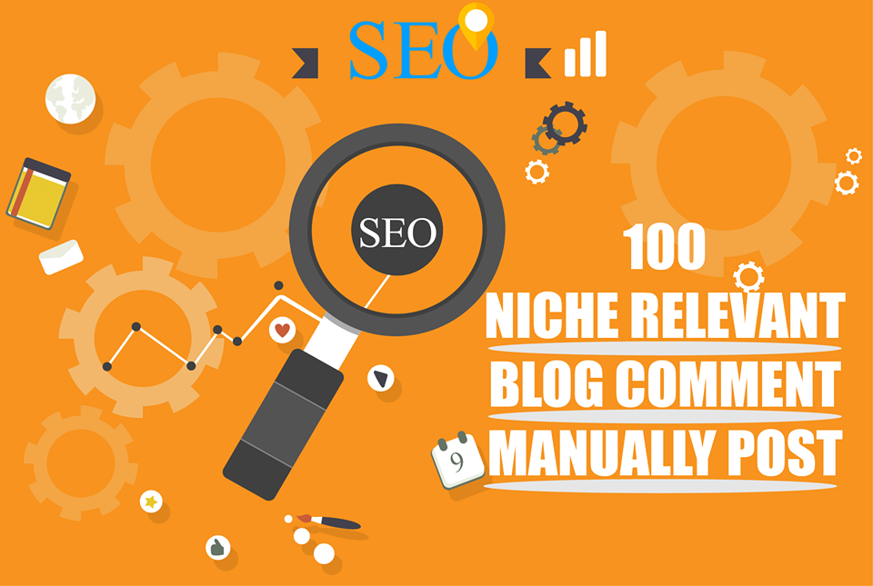 I will do 100 niche relevant blogcomments nofollow backlink
