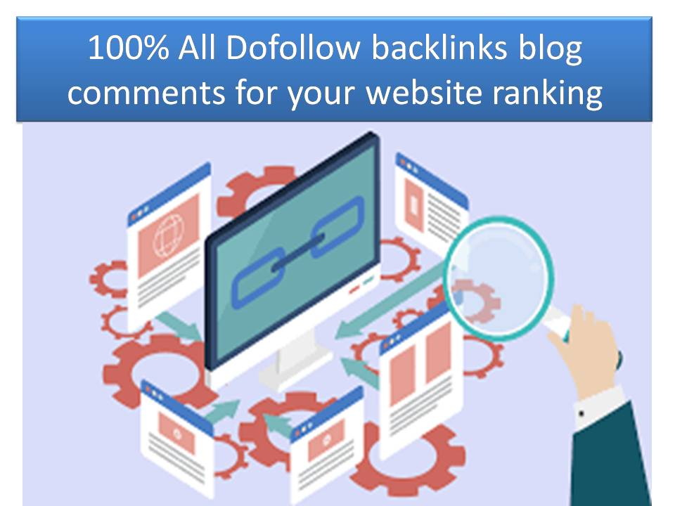 provide high authority 600 dofollow backlinks